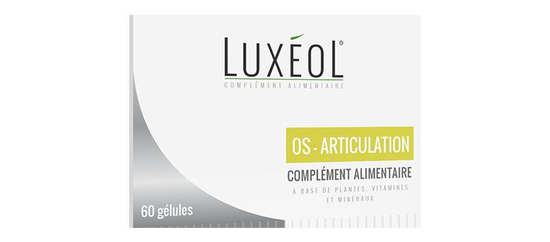 luxéol Os-Articulation : Pour qui et pourquoi l'utiliser?