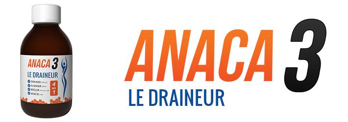 Acheter Anaca3 le draineur : Pharmacie ou sur le site?