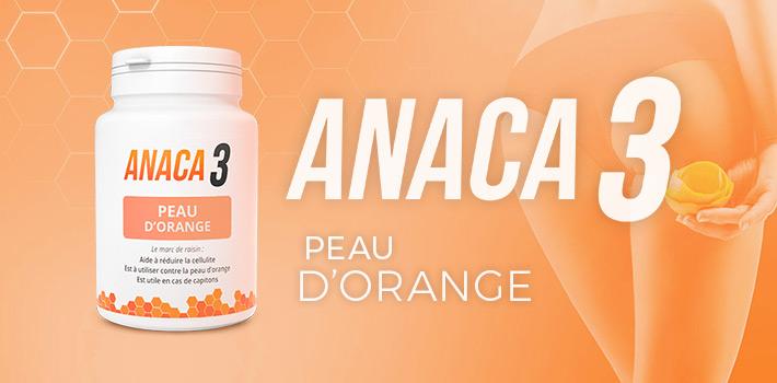 Où acheter Anaca3 peau d'orange ?