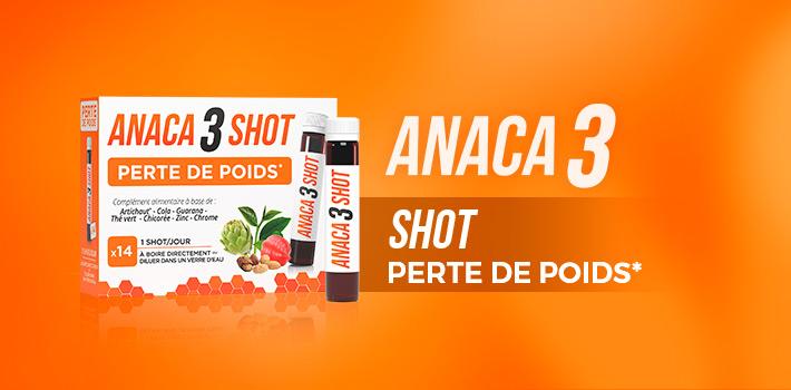 Anaca3 Shot perte de poids : ça fonctionne